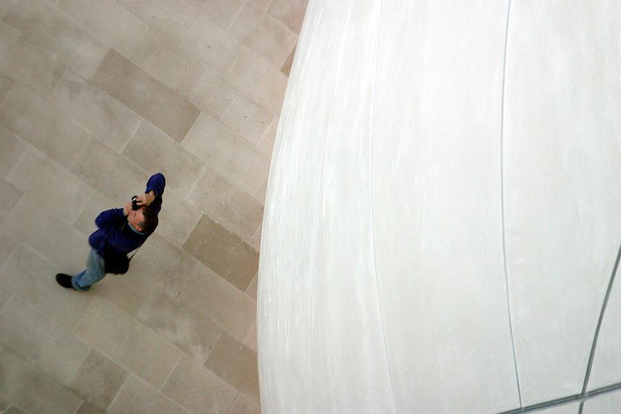 London Photograph - Take That Shot by Jez C Self