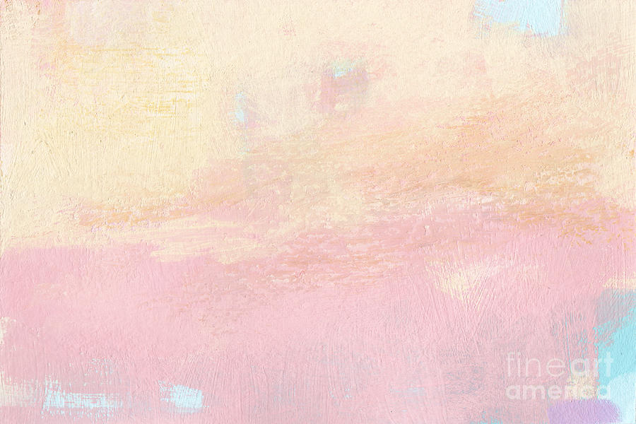 Abstract Painting - Taken To You by Shihori Obata