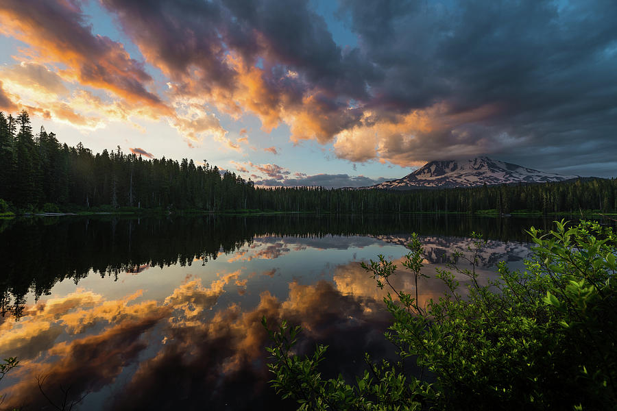 Takhlakh Lake Photograph by Alex Kleist