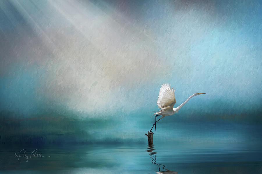 Taking Flight by Randall Allen