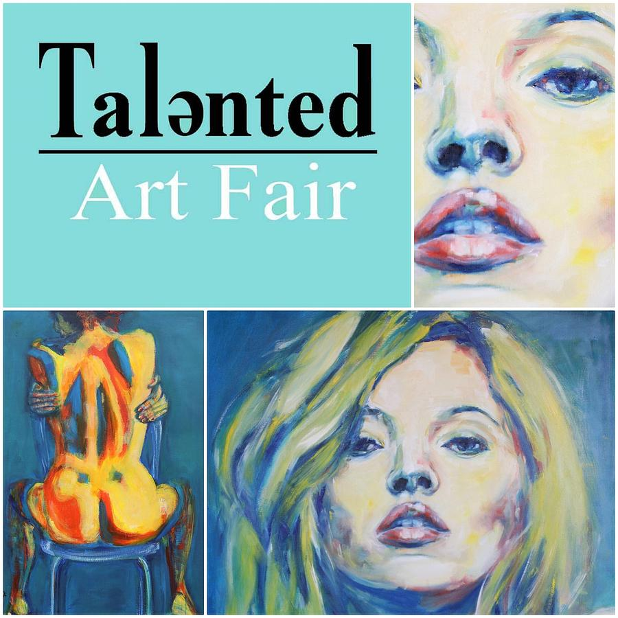 Talented Art Fair March 2018 by Christel Roelandt