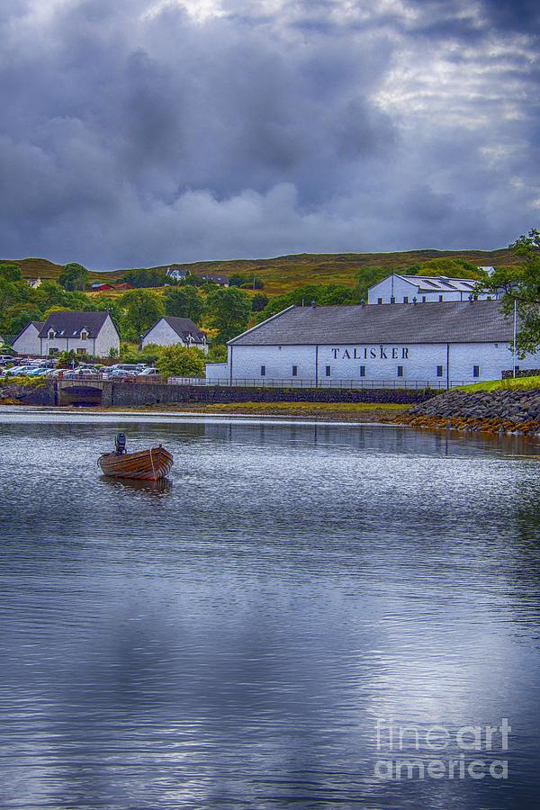 Talisker  Isle Of Skye Photograph