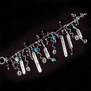 Talisman Blessings Bracelet Jewelry by Cheryl Strait