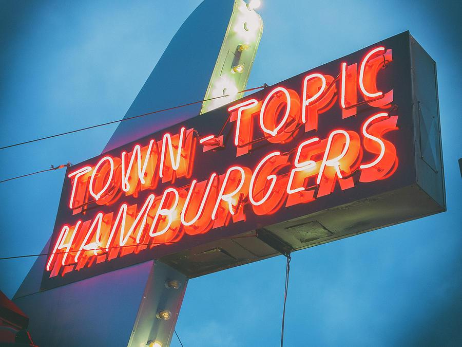 Talk of the Town by Josh Spengler