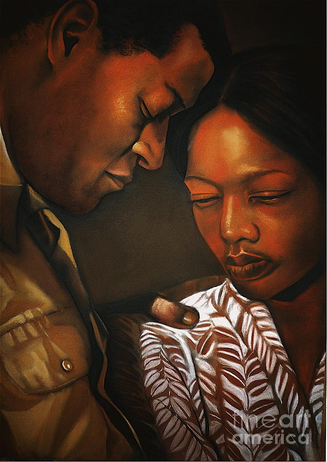 Lovers Pastel - Talk To Me Baby by Curtis James