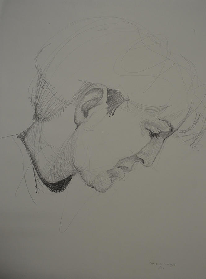 Tamera A Drawing