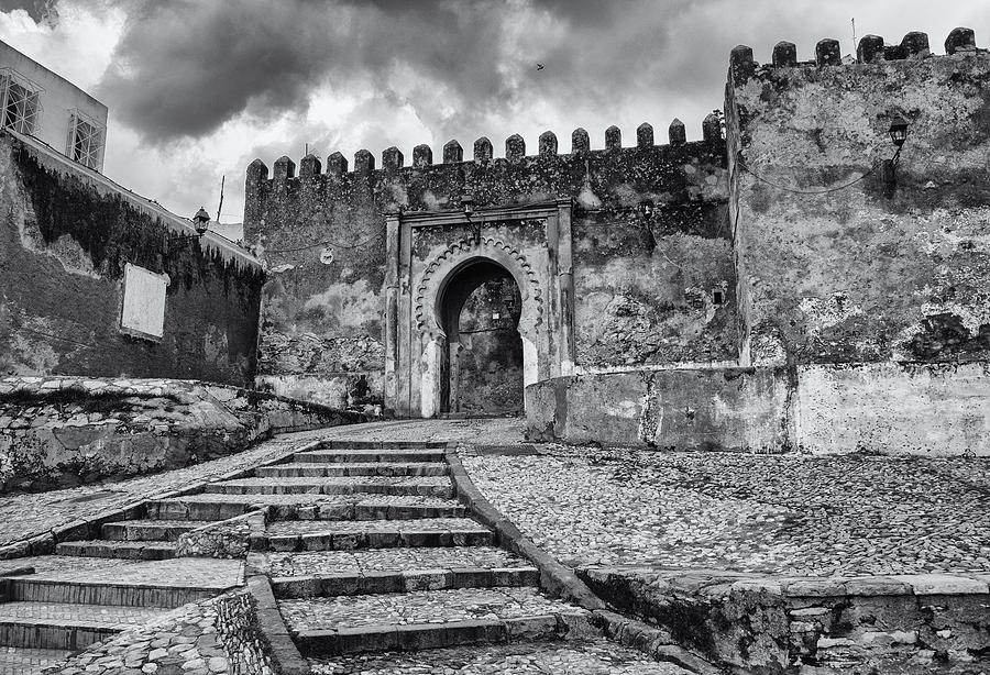 Tangier Gate by Geoff Coleman