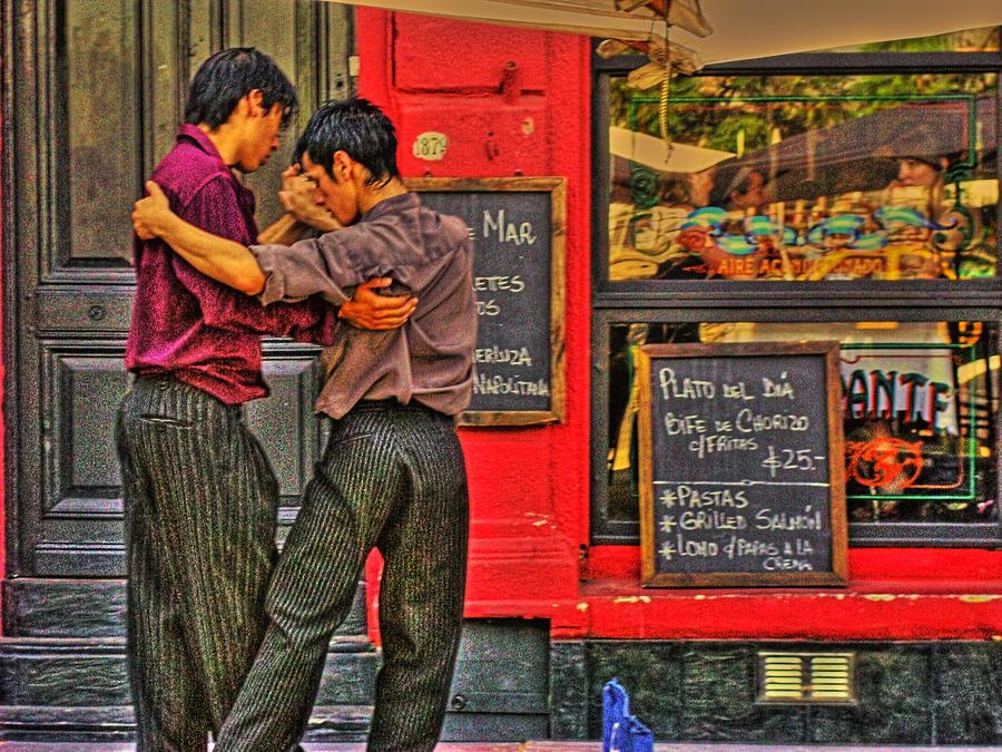 Tango Photograph - Tango by Francisco Colon