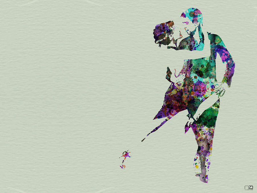 Tango Painting - Tango by Naxart Studio