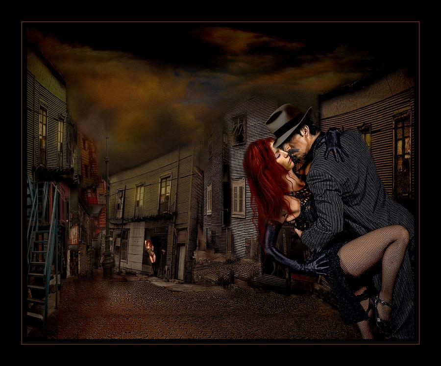 Tangoneando II by Raul Villalba