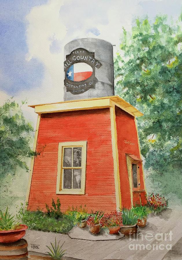Tank House by Harold Teel