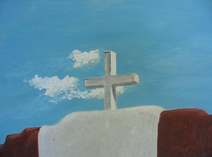 Southwest Painting - Taos Pueblo Iv by John Terry