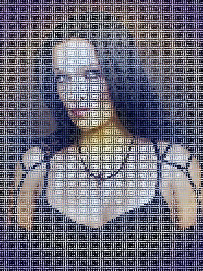 Tarja Digital Art - Tarja 9 by Marko Sabotin