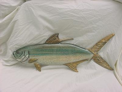 Tarpon-sold Mixed Media by Lisa Ruggiero
