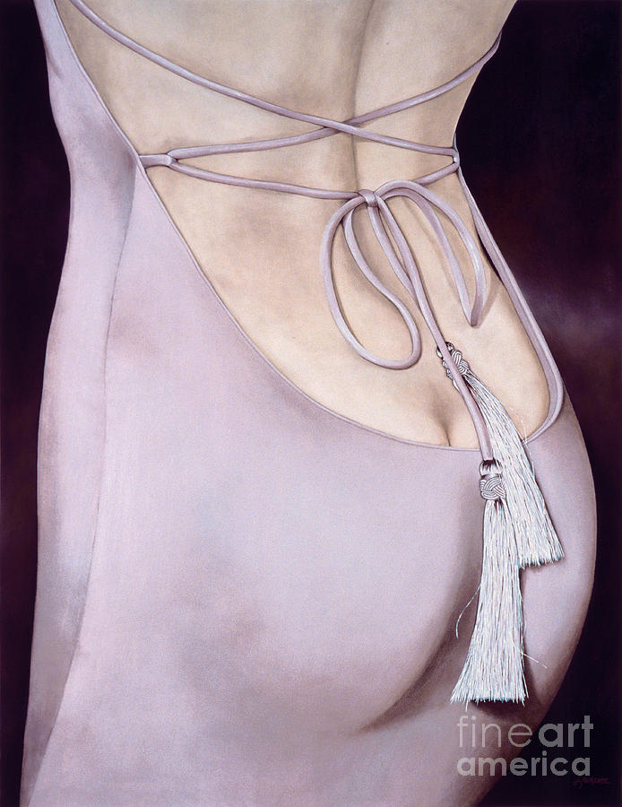 Lawrence Supino Painting - Tassels by Lawrence Supino