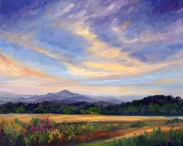 Taste Of Spring Painting by Jeff Pittman