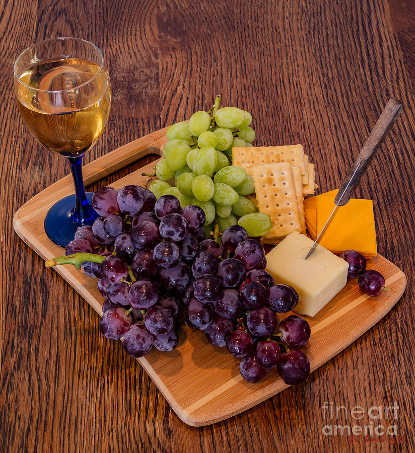 Taste of the Grape by Sue Karski