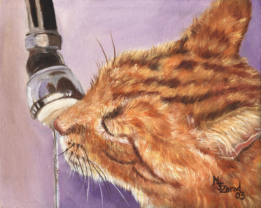 Tastey Water by Mary Jo Zorad