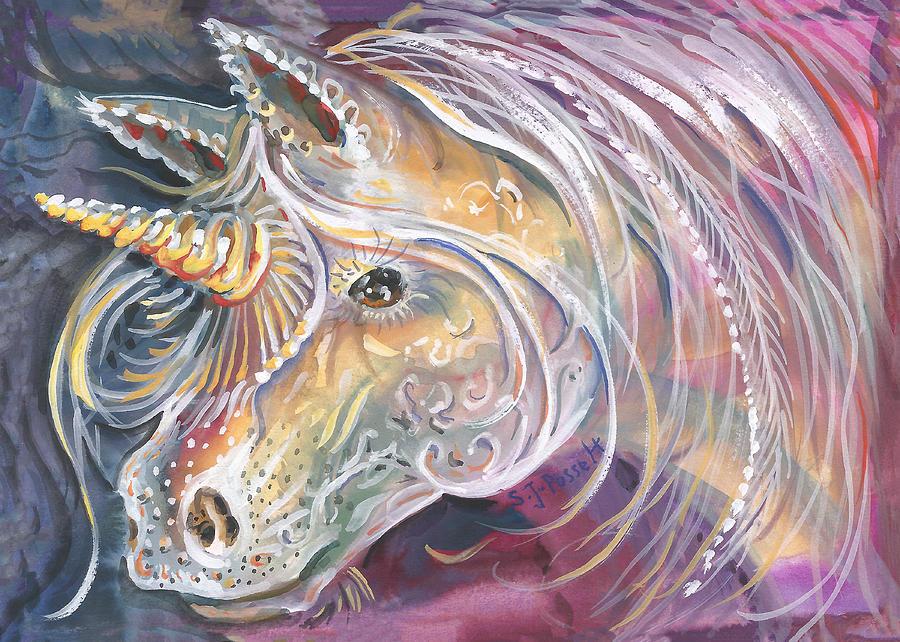 Tatoo the Unicorn by Sheri Jo Posselt