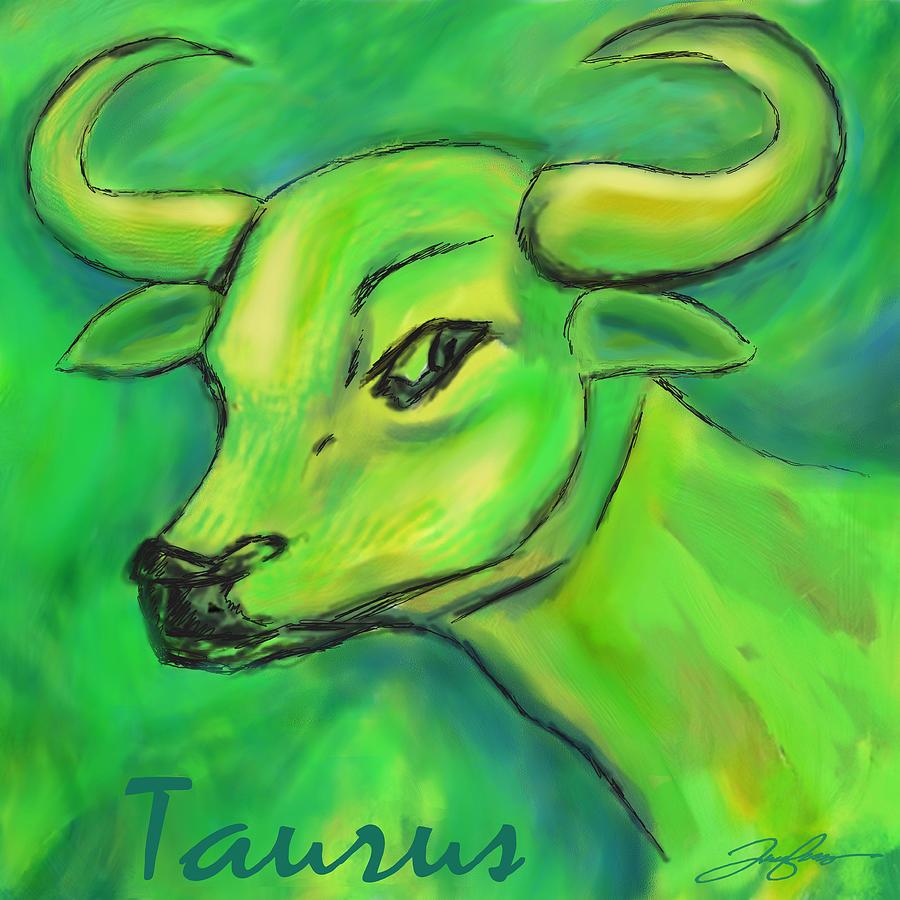Taurus by Tony Franza