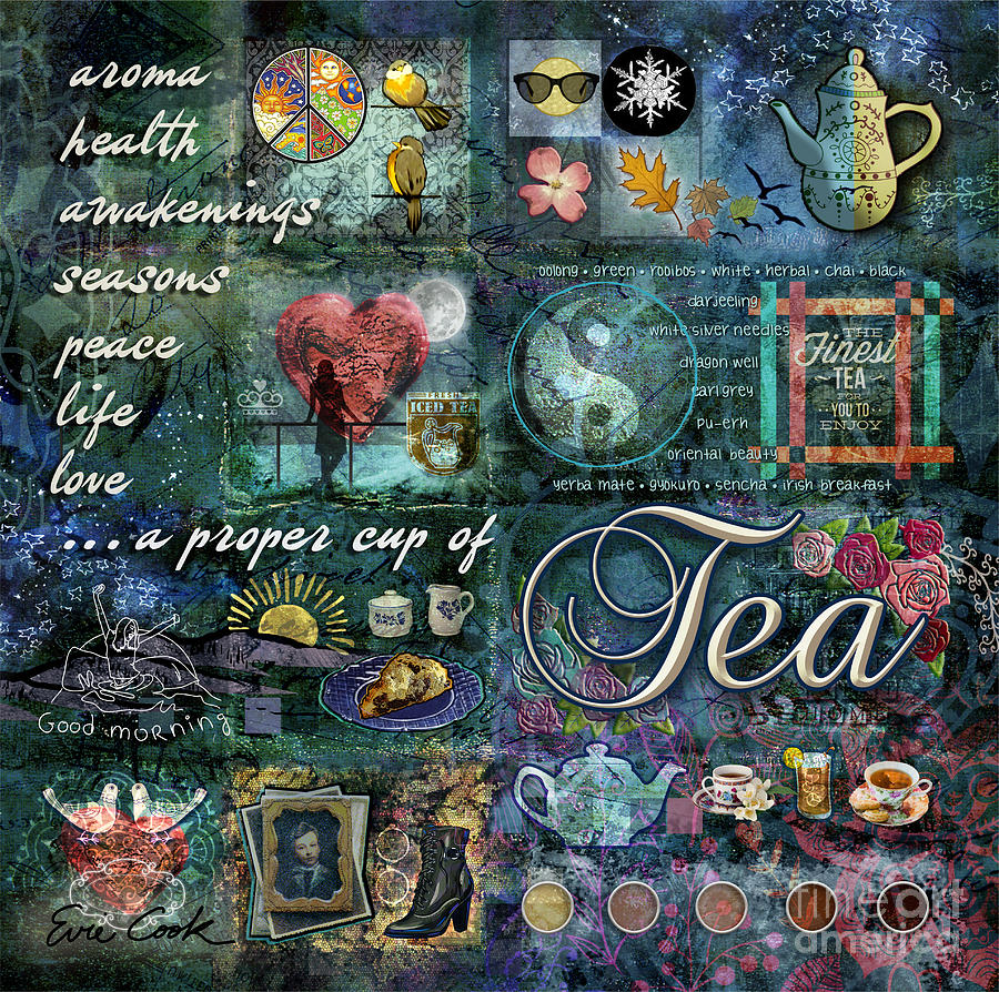 Tea by Evie Cook