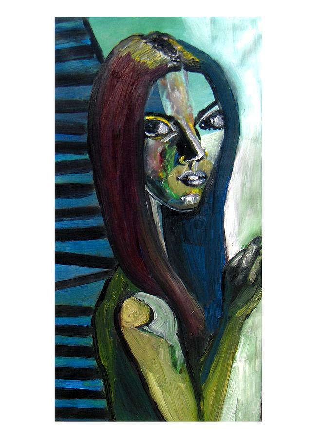 Teal Jane  by Drew Eurek
