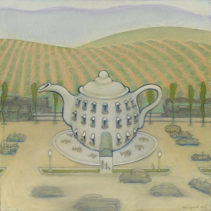 Teapot by John Reynolds