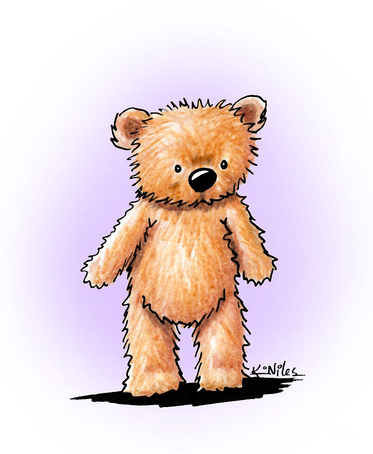 Teddy Bear by Kim Niles