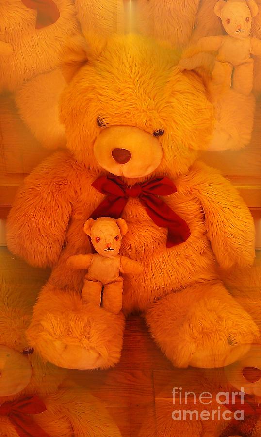 Teddy Friends by Martin Howard