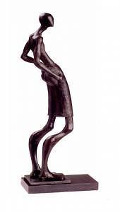 Teen Sculpture by Sandor Monos
