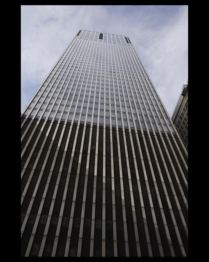 Skyscraper Photograph - Teeth - 200250 by TNT Images