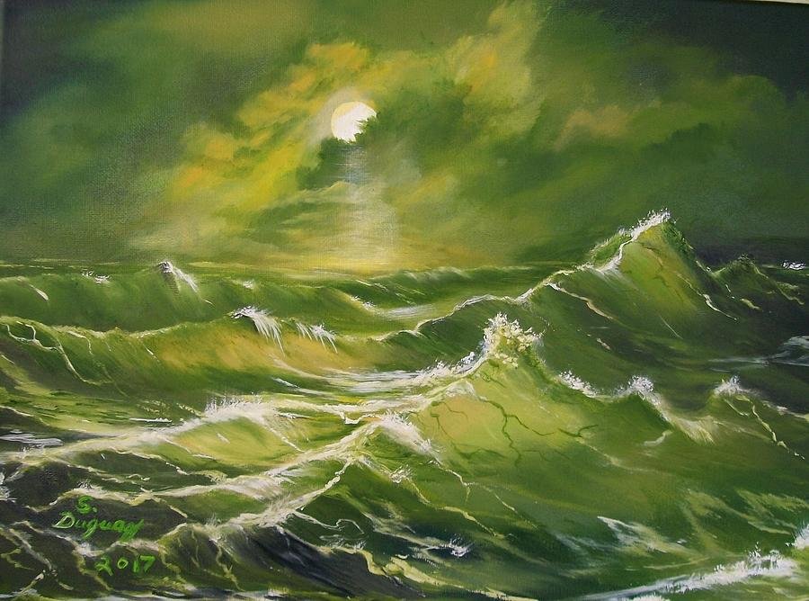 Tempest  by Sharon Duguay