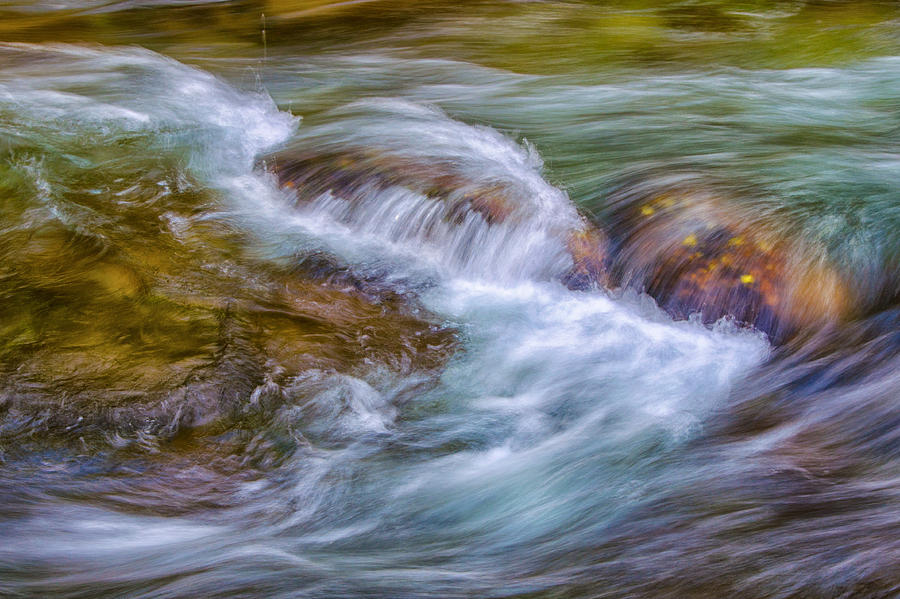 Elkmont Photograph - Tempestuous by Kristina Plaas