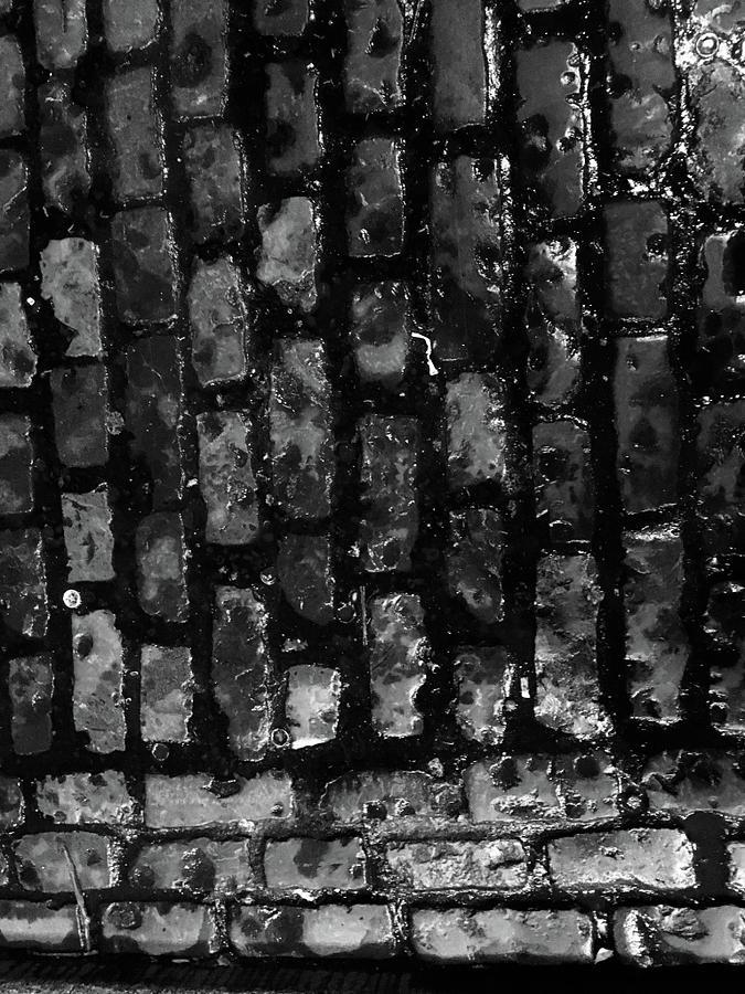 Temple Bar, Dublin. by Roger Cummiskey