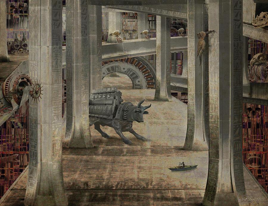 Temple of the Bull by Bill Jonas