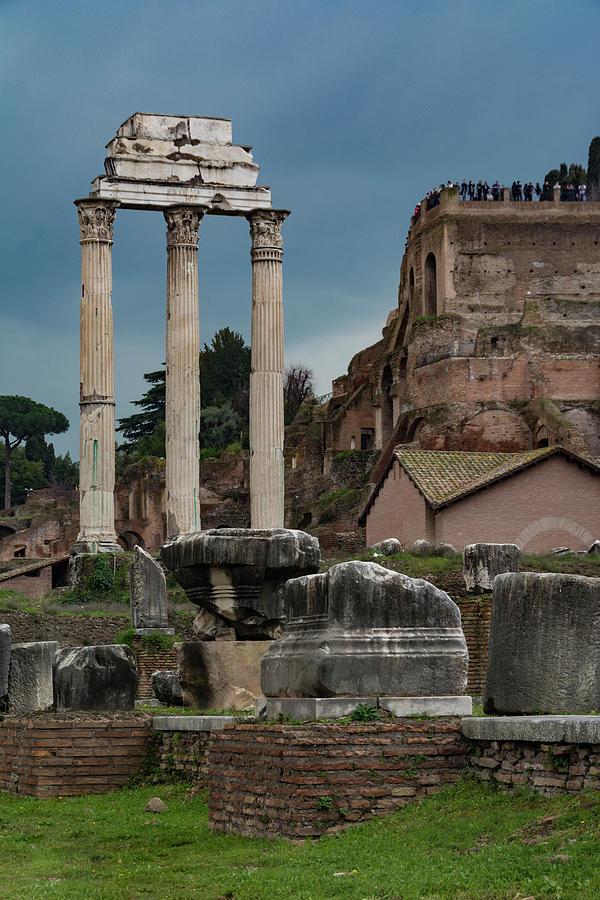 Temple of Venus Genetrix by Gary Lengyel