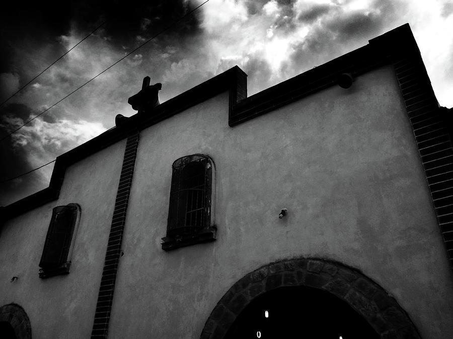 Templo 1 Photograph