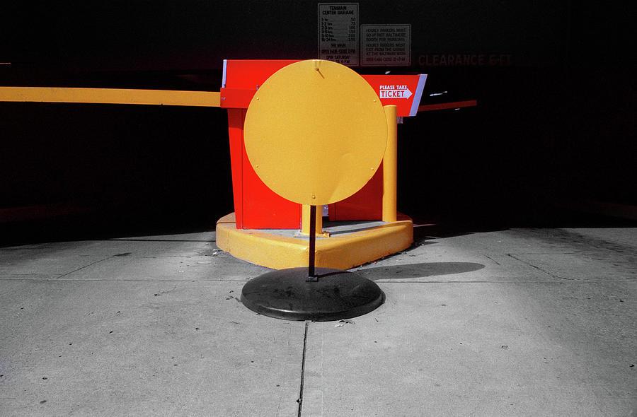 Ten Main Parking Photograph