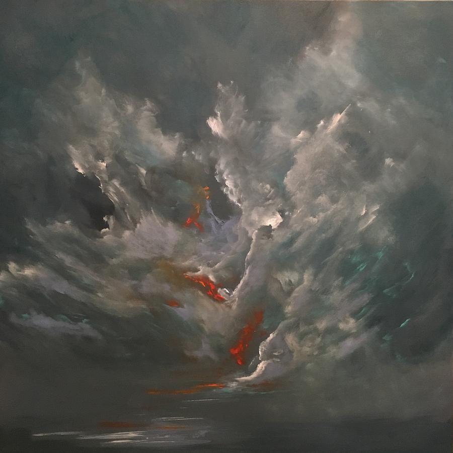 Tenebrious Painting