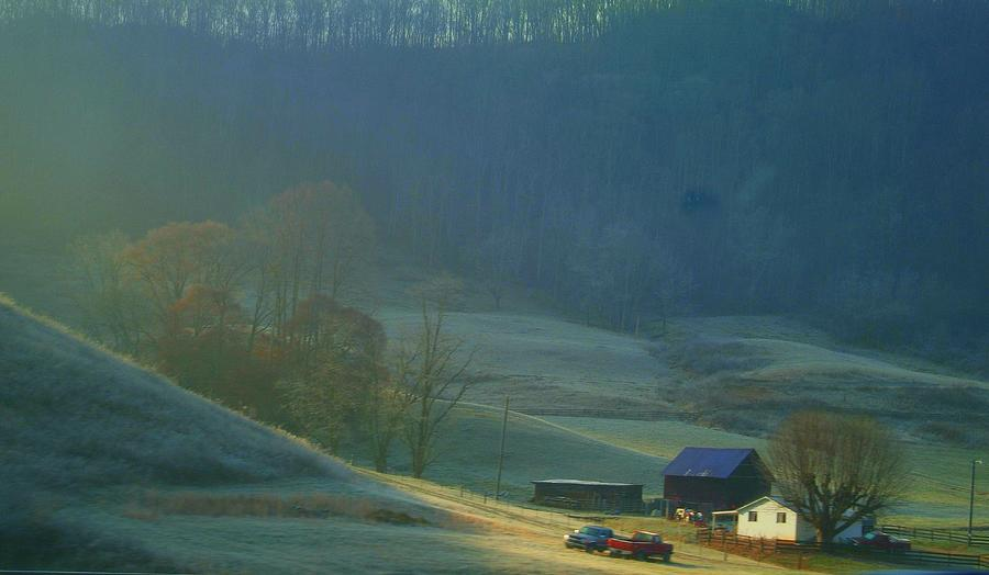 Tennessee Photograph - Tennessee Morning.. by Al  Swasey