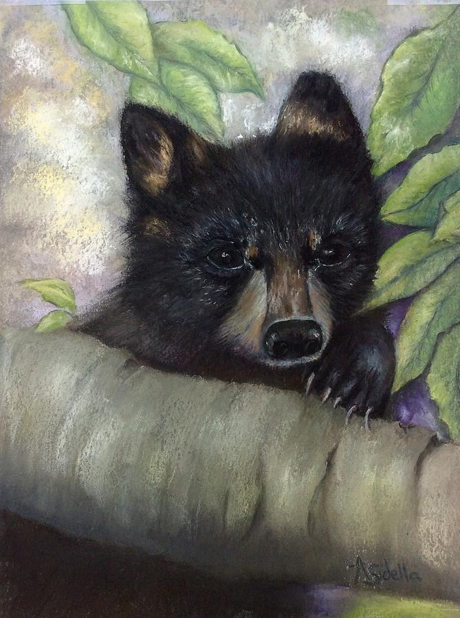 Tennessee Wildlife Black Bear by Annamarie Sidella-Felts