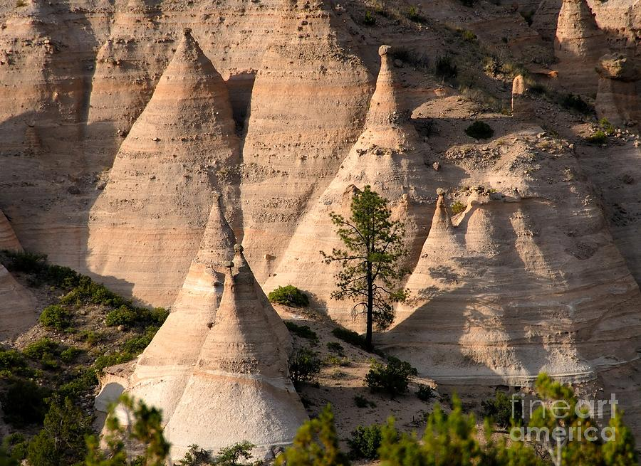 Mountains Photograph - Tent Rocks Wilderness by David Lee Thompson