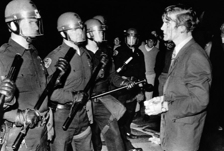 History Photograph - Terence Hallinan, An Activist Attorney by Everett
