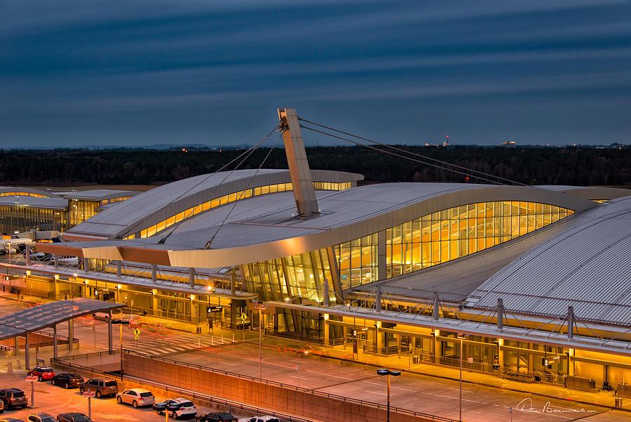 Terminal 2, Raleigh - Durham 9590 Photograph
