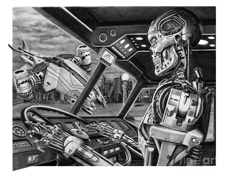 Terminator by Murphy Elliott