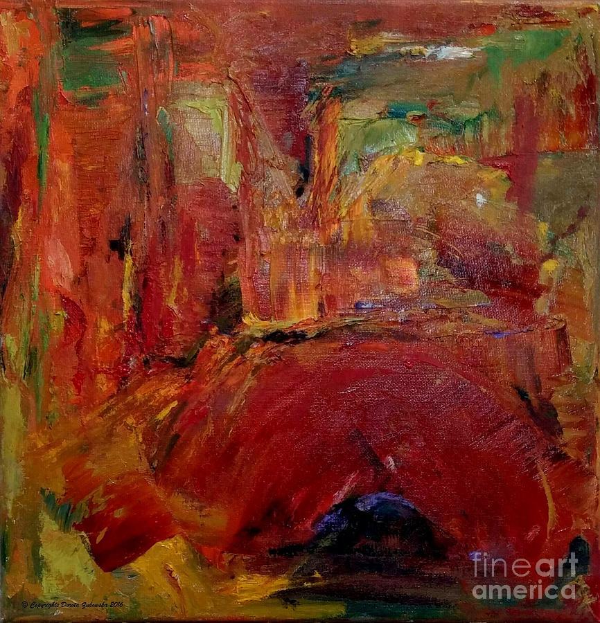 Terra Incognita Painting