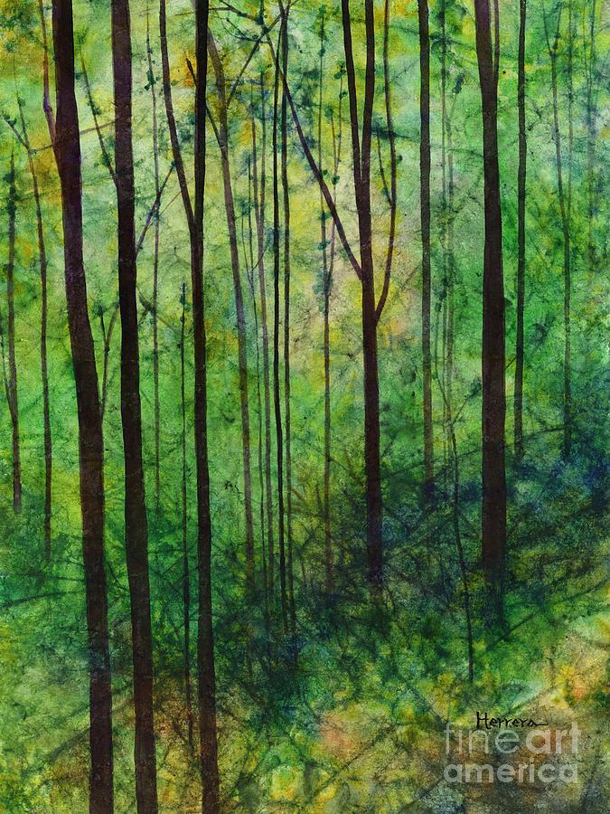 Terra Verde Painting