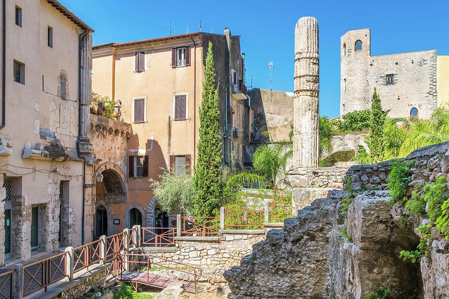 Terracina, Province Of Latina, Lazio, Central Italy ...