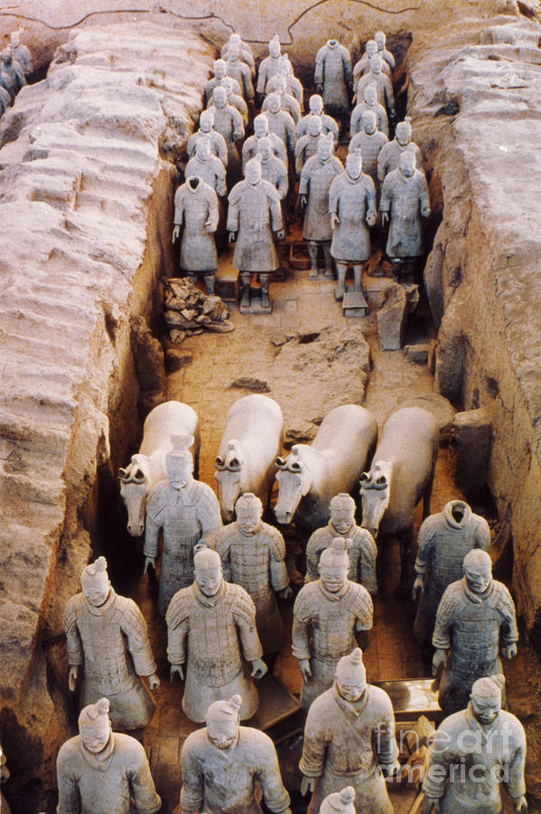 Terracotta Army Photograph