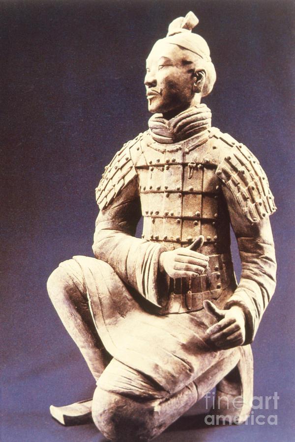 Terracotta Soldier Photograph